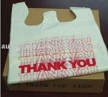 Thank you shopping bag