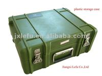 rolling crushproof hard plastic carry tool box