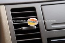 palos ambientadores de ventilación del coche