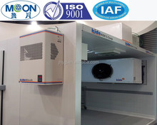 Walk-in Chiller storage for fish and meat