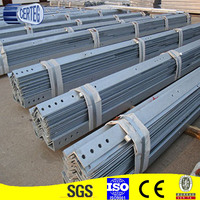 Alibaba Express Galvanized Steel Corner Angles/steel angle iron with holes