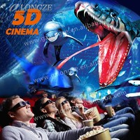 2015 Funny Games Wonderful Theme Park Indoor/Outdoor 5D
