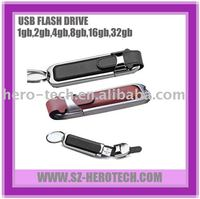 leather usb stick different colors