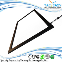 infrared multi touch frame, Lcd interative smart board touch tv