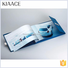 Fast delivery color customized cheap brochure printing