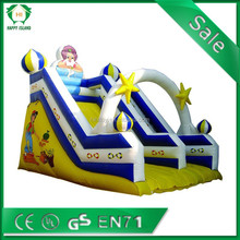 Best Price spongebob inflatable water slide
