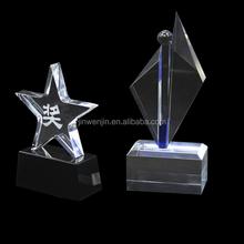 2014 de China proveedor nuevos productos calientes trofeo de acrílico