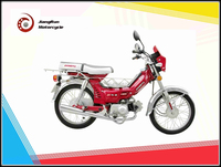 50cc 90cc cheap classic bigger fuel tank JY90-42 Chongqing Jiangrun wholesale cub motorcycle for sale