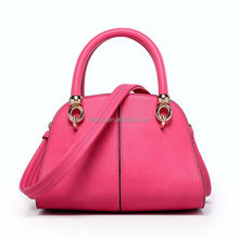 Hot-sale pu paris handbag/suede leather hand bag/manufacture leather hand bag