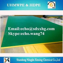 HDPE sandwich panels for waring sign/warning board size can be customized