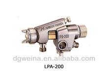 Iwata plastic HVLP spray gun LPA-200