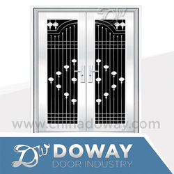 Stainless Steel main gate design for homes