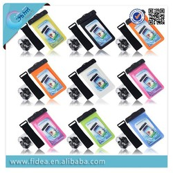 PVC Waterproof Diving Bag For iPhone 6 Underwater Pouch Case For iphone 6 plus waterproof bag For samsung galaxy s3/s4