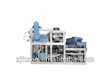 Sewage treatment equipment, Series of steel belt type press!Huazhang Technology Holding Limited