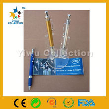 pens with custom logo,logo advertising pen,pen with paper inside