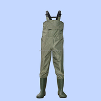 high quality 210D 100% waders for fishing waterproof fishing clothing