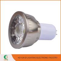Aluminium & Plastic 3W GU10/GU5.3 Lamp Base spot light led