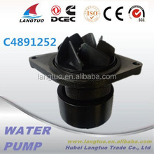 gear pump Auto Diesel Engine Small C4891252 Electric Water Pumps