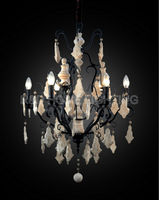Cheap Chinese Crystal Pendant Lamp Rain Drop Chandelier