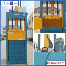 Used Clothing Textile Compacting Machine with Unique Design