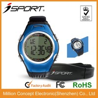 heart rate monitor watch waterproof similar function with polar watch hot sale in Europe and USA customized logo for free