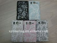 for HTC G10 Desire HD A9191 flower case cover