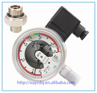 Electrical cable measuring equipment gas density gauge