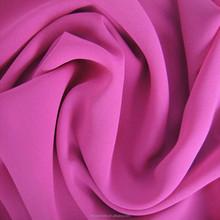 100% polyester wool chiffon fabric