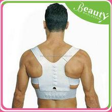 Lumbar aparato de tracción, el alivio del dolor postura cintura trimmer, H0T22 mejor postura corrector
