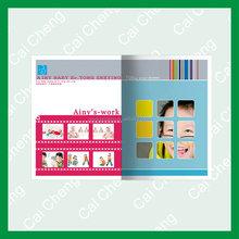 Paper booklet flier printing