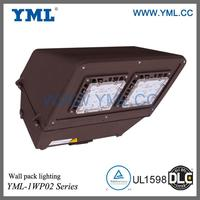 DLC 100W LED Wall Pack Light