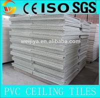 gypsum ceiling board /gypsum products factory