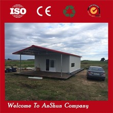 quick assemble easy loading homes shipping container homes prefab house