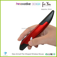 Hot Design 2.4G Wireless Funny Computer Mouse As Decorative Pen Mouse