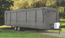 Prevention and practical non woven fabric travel trailer cover