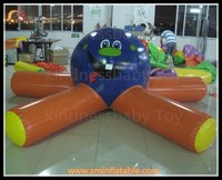 inflatable inkfish water float inflatable water sports products water sports equipment