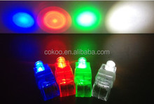HOT Items Promotional Magic Wholesale Colorful Led Finger Lights For Event and Party
