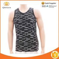 Mens Surf Tank Singlet T-shirt Top