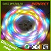 Hot selling! magic color ic ws2812b led strip led flexible strip 5v pixel with 3years warranty