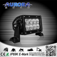 EL products IP69K 4'' 40W dual row auto led driving lights