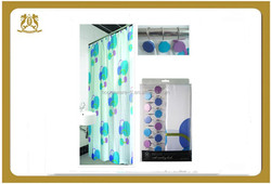 The newest design shower curtain for bathroom