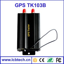 Cheapest high performance personal/Car mini GPS tracker TK103 with Best selling