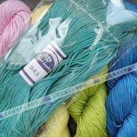 High quality 100% Cotton 1m*100pieces DMC color sewing floss