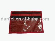 2012 pink fashion design cheap and pvc pen bag