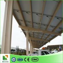HDG High Quality Solar carport solar energy Solar Mounting System