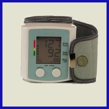 Home and Hospital use omron wrist blood pressure monitor