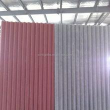 Fiber Cement Waterproof Roof Corrugated