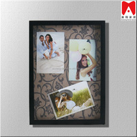 Wholesale magnetic board photos frame High Resolution Computer Monitor Wall Frame Display Ps Wall Displays