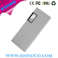 2015 new products Emergency universal portable powerbank mouth power bank 50000mah 50000 20000mah 20000