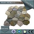 Prix d'usine HS-WT113 irrégulière décoration de jardin floore pierre